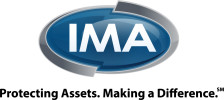 IMA Color Gradient Logo with Tagline